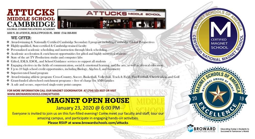 Page 2 2020 Open House Flyer