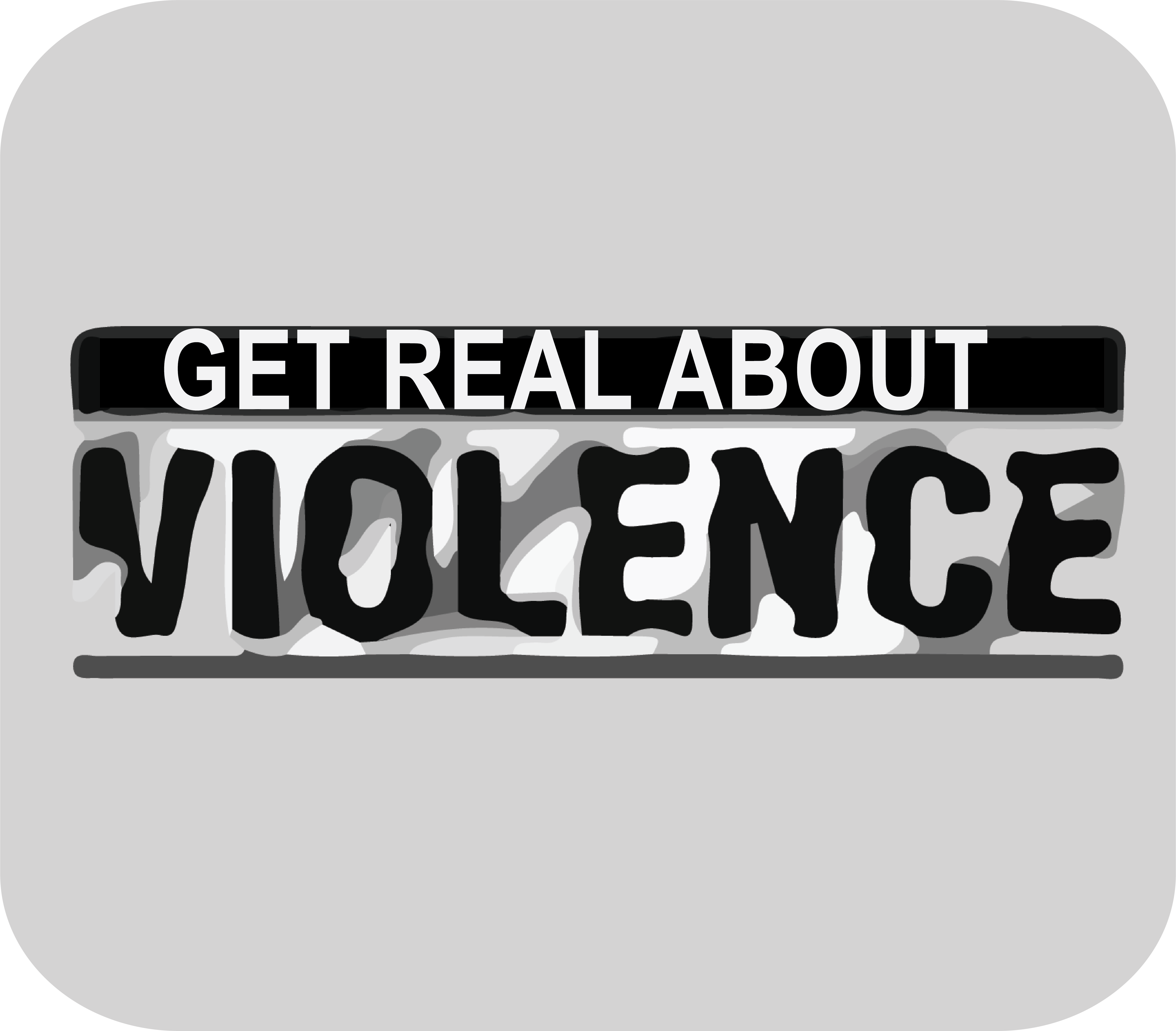 get real about violence
