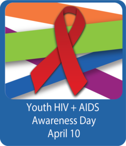 Youth HIV + Aids Awareness Day