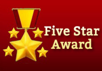Sandpiper ES Recognized as Five Star Schools 25 Schools Honored for Exemplary Community Involvement
