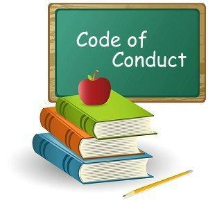 Code of Student Conduct going Green
