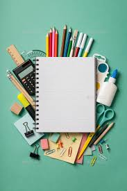 Suggested School Supplies for E-Learning