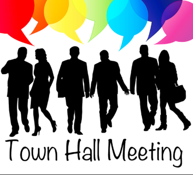 Stress, Anxiety & Depression Town Hall Meeting