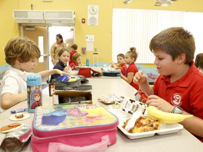 BCPS Expands Afterschool Supper Program