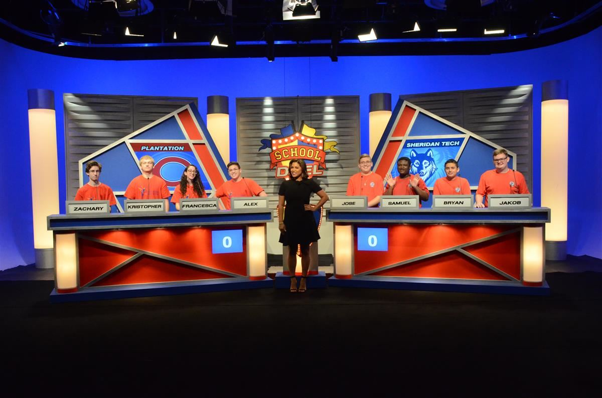 BCPS BECON-TV Kicks Off Its 10th Anniversary Season of School Duel