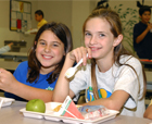 BCPS Expands Afterschool Supper Program Over 100 Schools Now Offer Nutritious Meals in Aftercare Programs