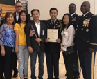 Two BCPS JROTC Cadets Earn Legion of Valor Bronze Cross for Outstanding Achievement