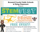 BCPS and The Flying Classroom Host the 4th Annual Spring STEMFest