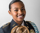 West Broward High School Student Honored as Superintendent's JROTC Cadet of the Year