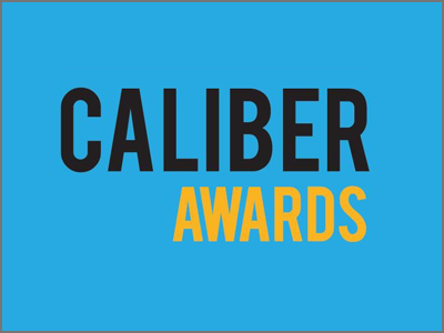 Caliber Awards logo