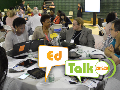 BCPS Hosts Annual Ed Talk Community Forum Saturday, November 2, 2019, at Fort Lauderdale High Schoo