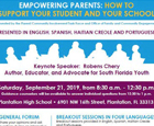 Empowering Parents: How to Support Your Student and Your School Conference