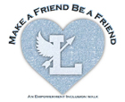 Fort Lauderdale High School Hosts Make a Friend Be a Friend Empowerment Inclusion Walk