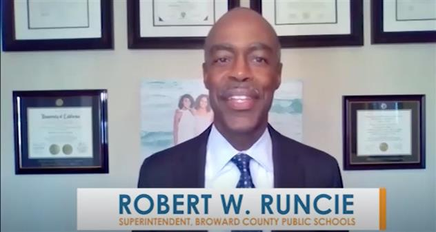 Watch Superintendent Robert Runcie's latest update on the District's reopening plans