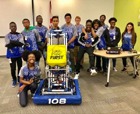 Hundreds of Students Put Their Robots to the Test During Mission Mayhem