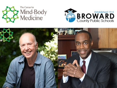 Webcast on Mindfulness and the New Back to School with Superintendent Runcie and James S. Gordon