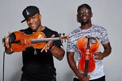 Black Violin's Impossible Tour features BCPS Students  Performance Takes Place on Friday, February 21