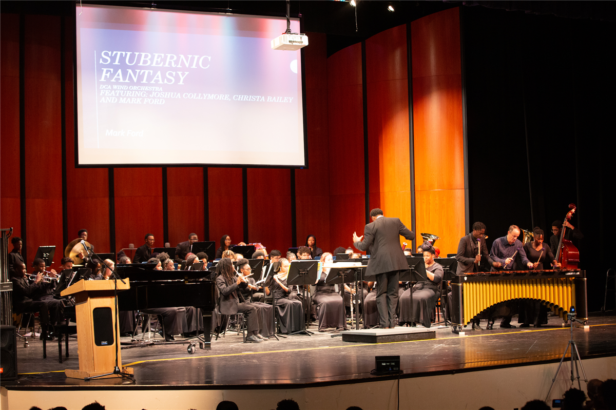Dillard Center for the Arts Receives National Recognition for Commitment to Music Education