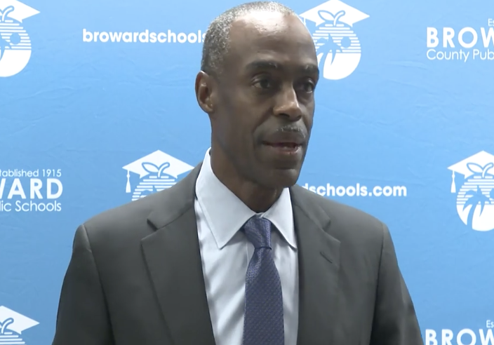 Media Briefing With Superintendent Robert W. Runcie Regarding Recent Social Media Threats