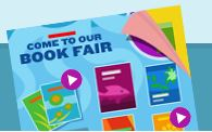 Click HERE for Sea Castle Book Fair information and to be taken to our webpage for the book fair