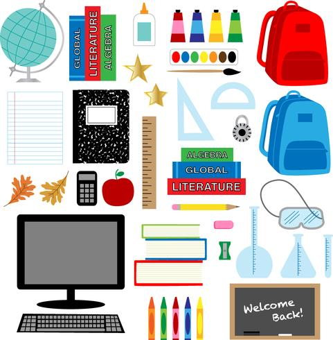 BCPS Suggested Elementary Student Supply List