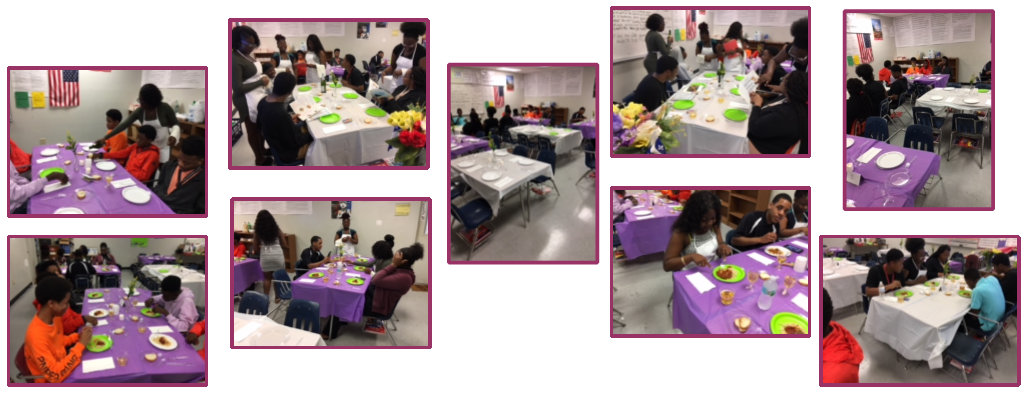 French Luncheon April 2018