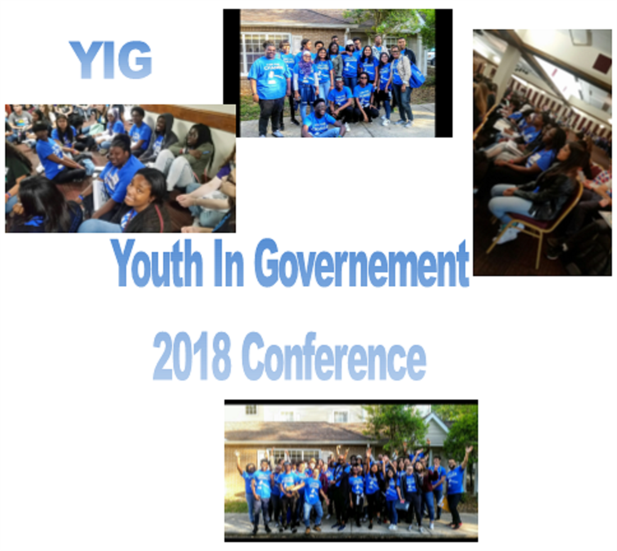 Youth In Government Conference 2018