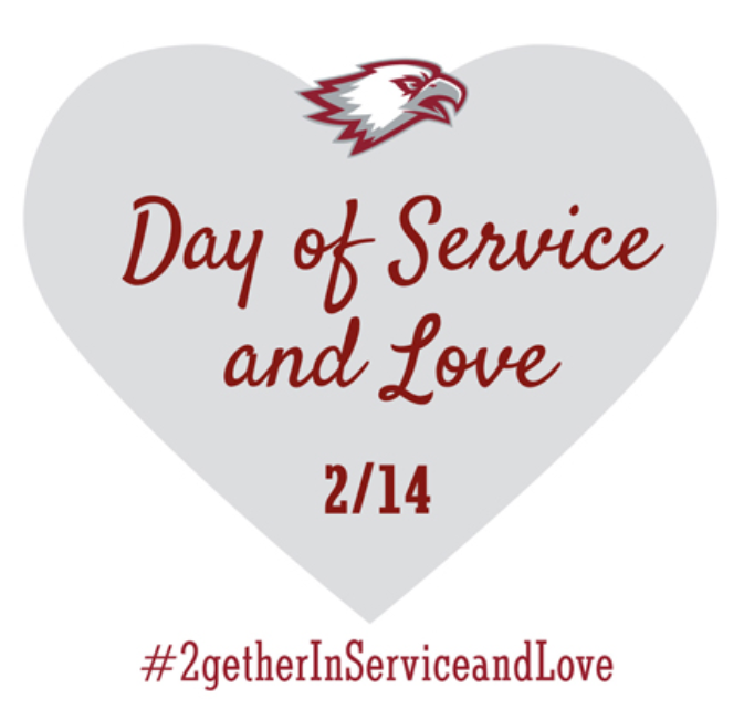 Day of Service and Love