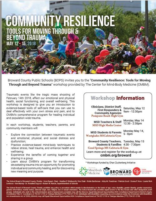 Community Resilience 1
