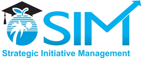 Strategic Initiative Management (SIM) logo