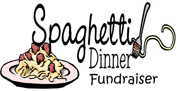 Picture of spaghetti dinner.