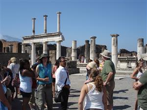 Pompei Temple of Apollo