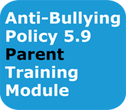 Anti bullying policy 5.9 training for parents