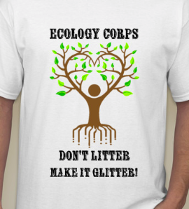 Ecology corps shirt