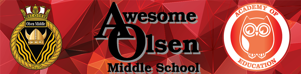 Awesome Olsen Mddle Academy of Education