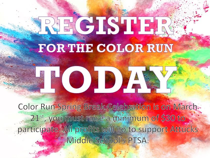 Color Run Information