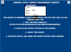 Title 1 Family Engagement Flyer 1
