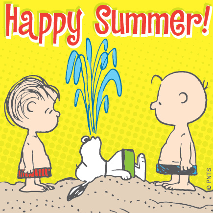 Have a Happy and Healthy Summer!
