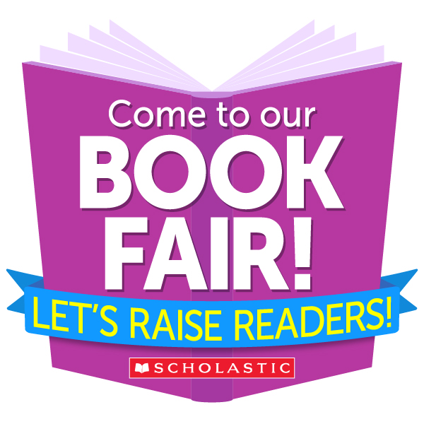 Book Fair is now open in the Nest until September 27th!