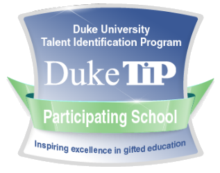 Duke TIP - opens in a new windows