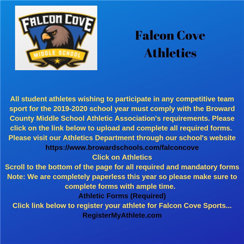 FCMS Athletics