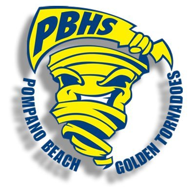 Pompano Beach High logo