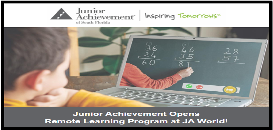 Junior Achievement - Inspiring Tomorrow