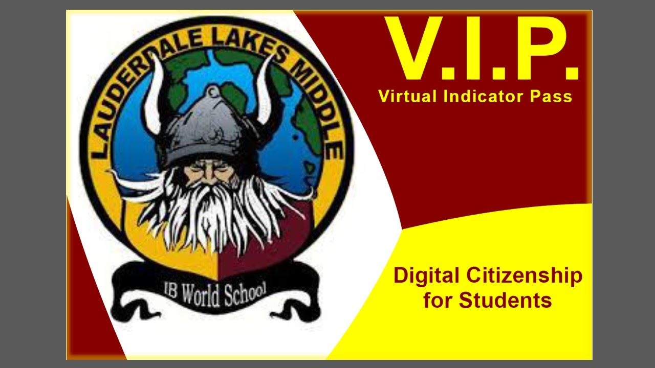 Digital V.I.P Pass for Students of the Week