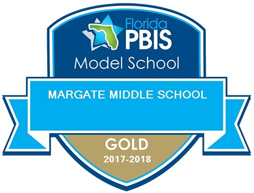 We are a MODEL PBIS School! MMS has once again received recognition for our Positive Behavior Intervention System that create a healthy, successful environment that enhances social and emotional growth for all students.