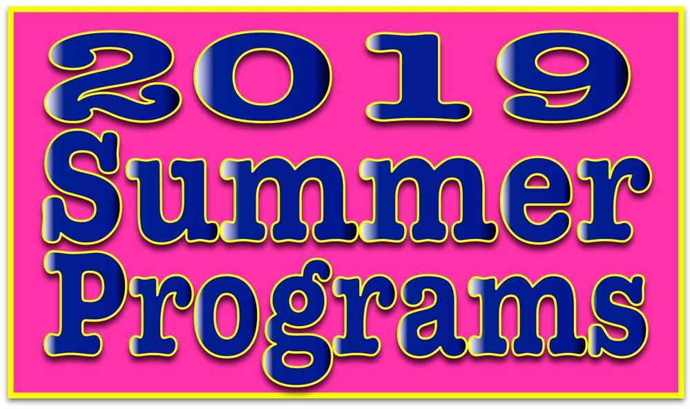 Broward County offers a wealth of Summer programs for our students.