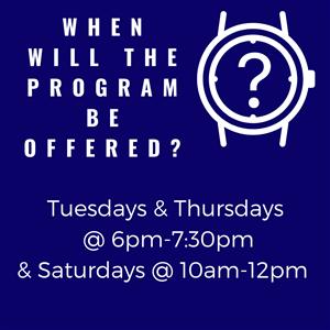 When is the Program Held?
