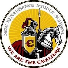 New Renaissance Middle School Cavaliers Shield
