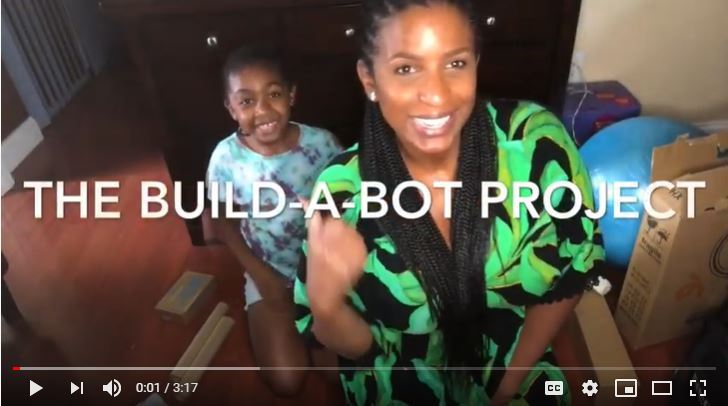Build A Bot Cover Art