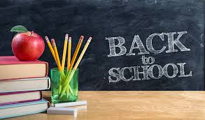 Back to School Information SY 19-20